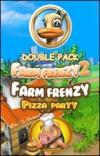 Doppel-Pack Farm Frenzy 2 und Farm Frenzy - Pizza Party