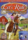 Let 's Ride Silber Buckle Stables