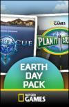 NatGeo Games Earth Day Pack