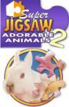 Super Jigsaw Adorable Animals 2