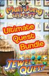 Ultimata Quest Bundle: Jewel Quest & Mah Jong Quest